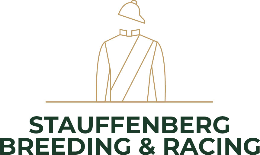 Stauffenberg Breeding & Racing Logo