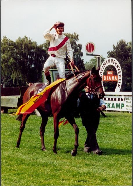 Lebenslauf mit Pferden | Vollblutagentur Stauffenberg Bloodstock
